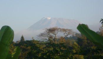 Moje léto v Tanzánii