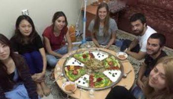 Na workcampu v Turecku: procvičování angličtiny i ramadánové hody