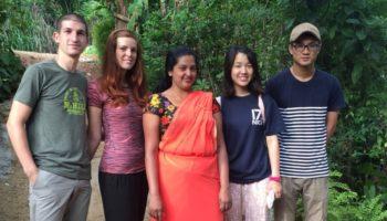 Z workcampu na Srí Lance jsem plná dojmů