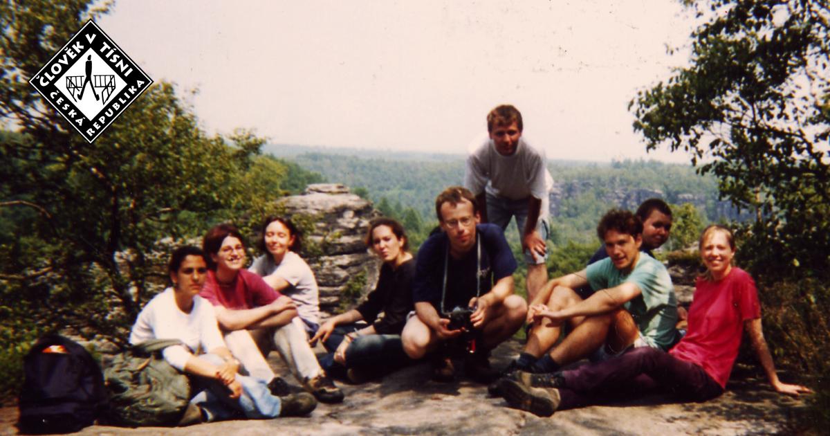 20 let s Člověkem v tísni – vzpomínka na první workcamp