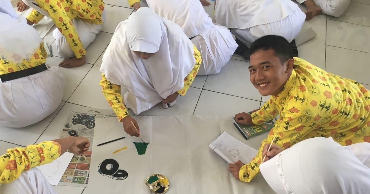 Proměnila jsem svůj sen ve skutečnost v Indonésii