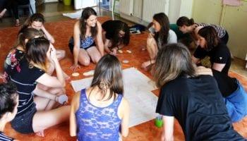 Přípravný víkend pro účastníky mimoevropských workcampů