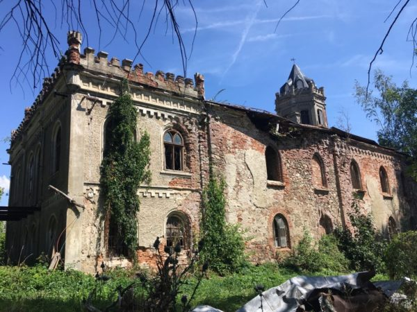 Veseli Castle