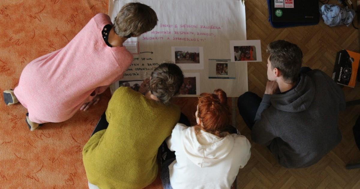 Podzimní víkendovka o globálním dobrovolnictví