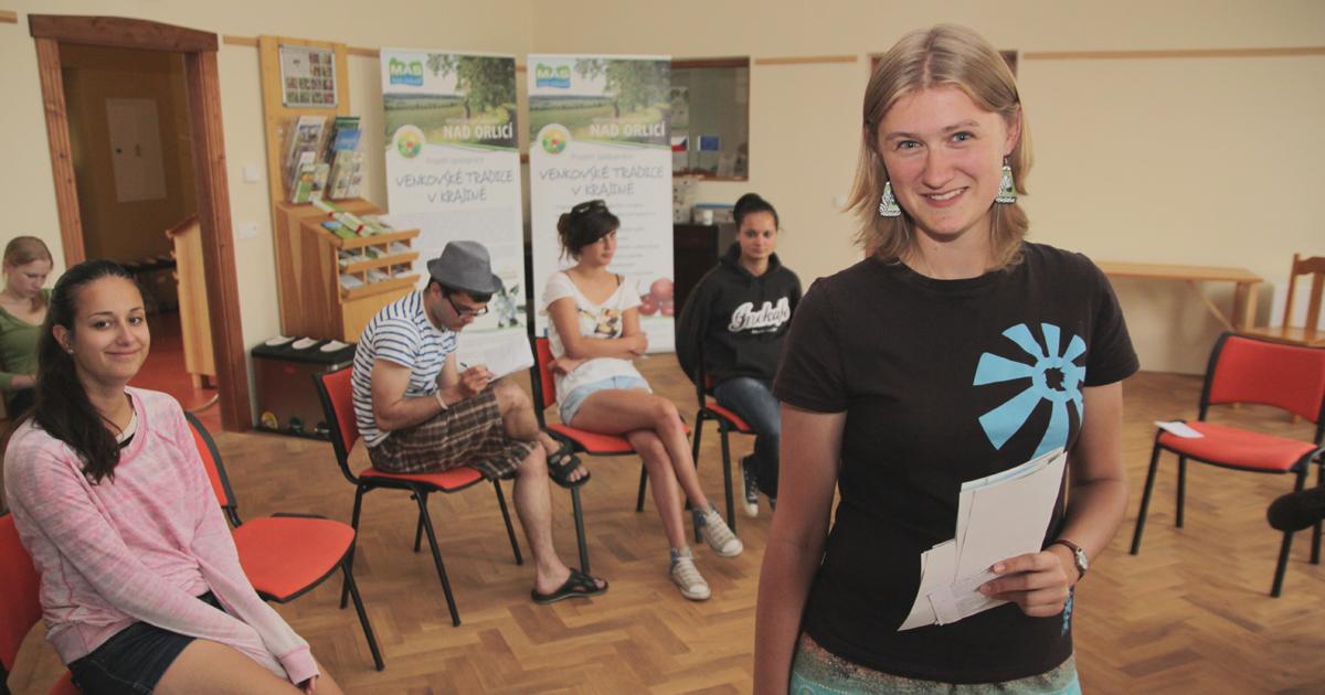 Podpoř naše aktivity mezikulturního vzdělávání