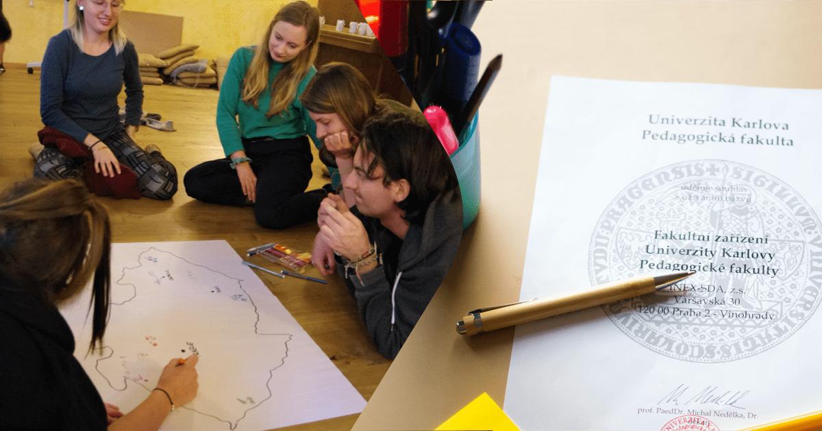 INSPIRIT – Dostaňme společně dobrovolnictví do škol!