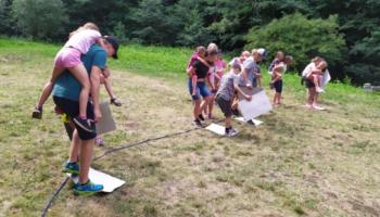 """Workcamp """"Anglický letní tábor pro děti"""" proběhne už v neděli 19. července"""
