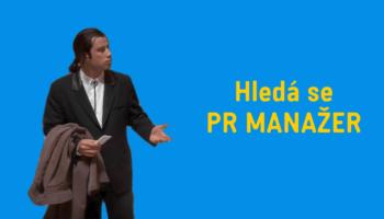 Hledáme parťačku nebo parťáka do INEXího týmu na pozici PR manažera