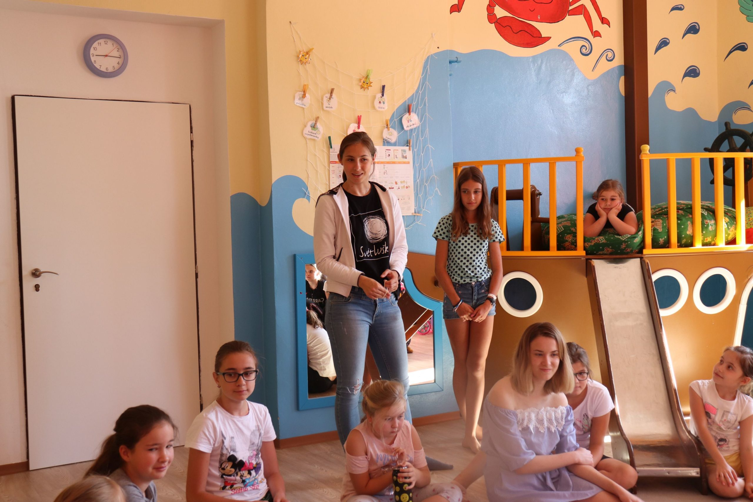 English Summer Camp for Kids