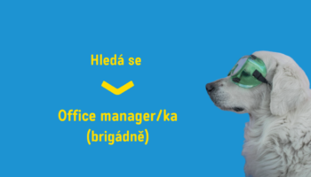 Budeš náš/naše office manager/ka?
