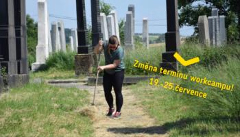 Poznej novou kulturu při renovaci hřbitova a organizaci festivalu