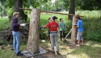 Podílej se na obnově zaniklé eko-vesnice